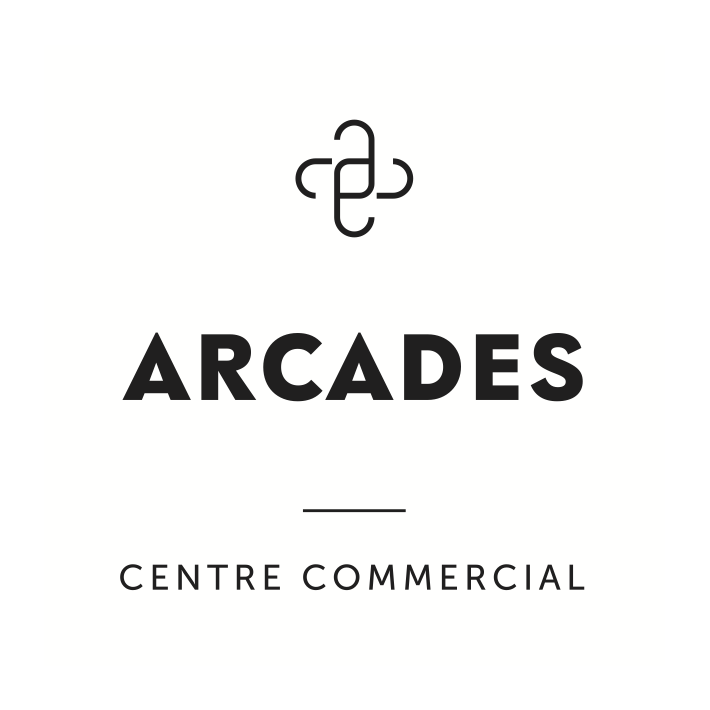 Arcades Advertising logo Fond BLC