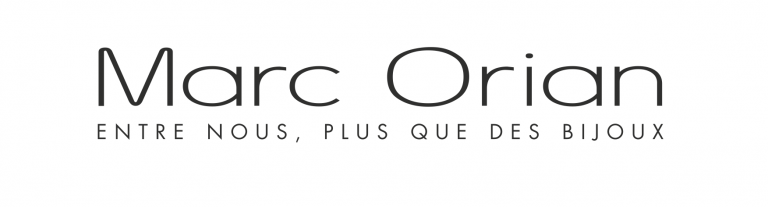 Logo MARC ORIAN Noir vect